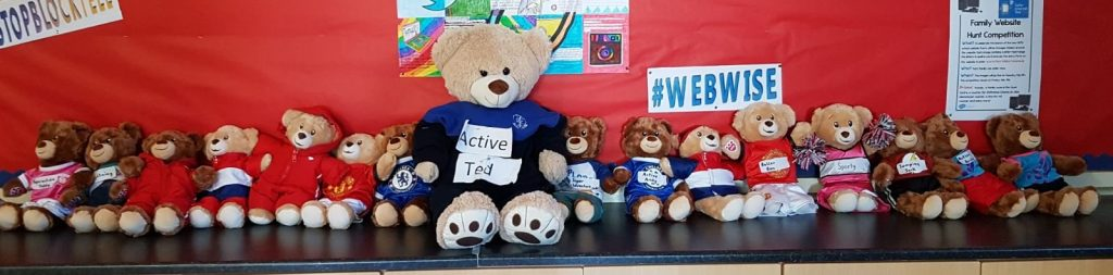 Active Ted – Harold's Cross National School